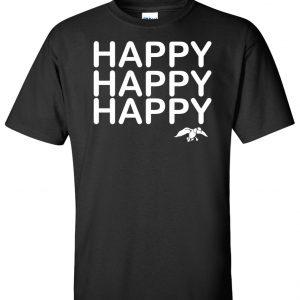 HAPPY HAPPY HAPPY black