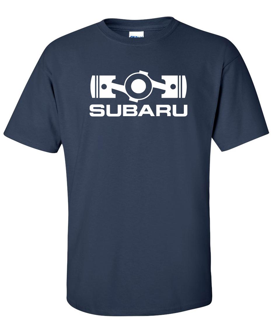 Boxer Engine Logo >> Subaru Boxer Engine Logo Graphic T Shirt - Supergraphictees
