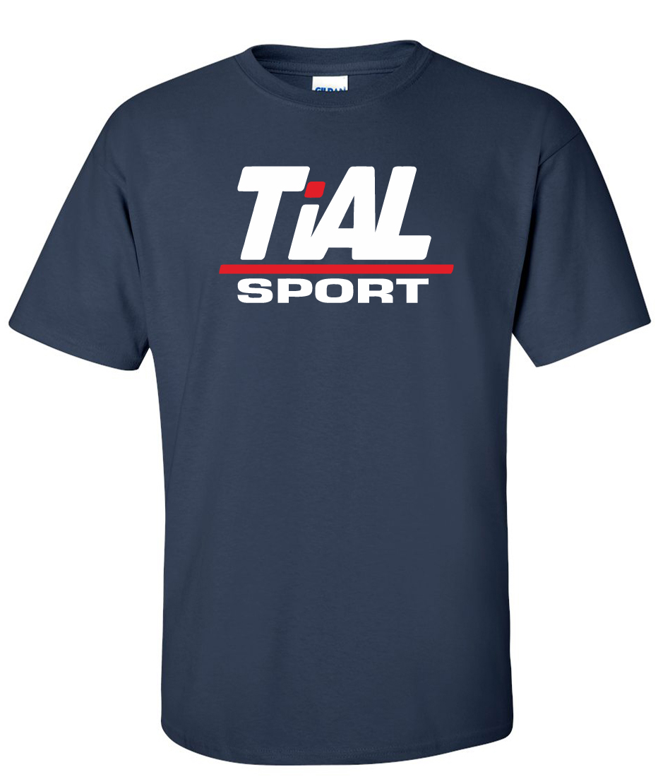 Tial sports logo graphic t shirt supergraphictees for Softball logos for t shirts