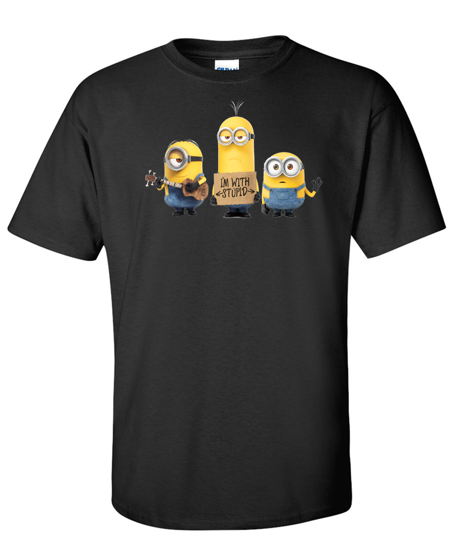 g Logo From Despicable me me Minions Logo Graphic t