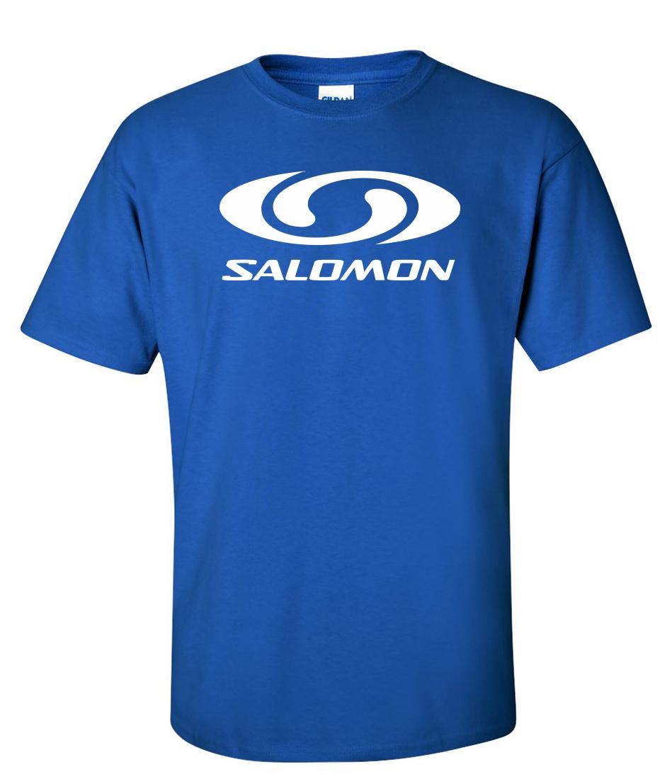 Salomon Running Logo Salomon Ski Trail Running Logo