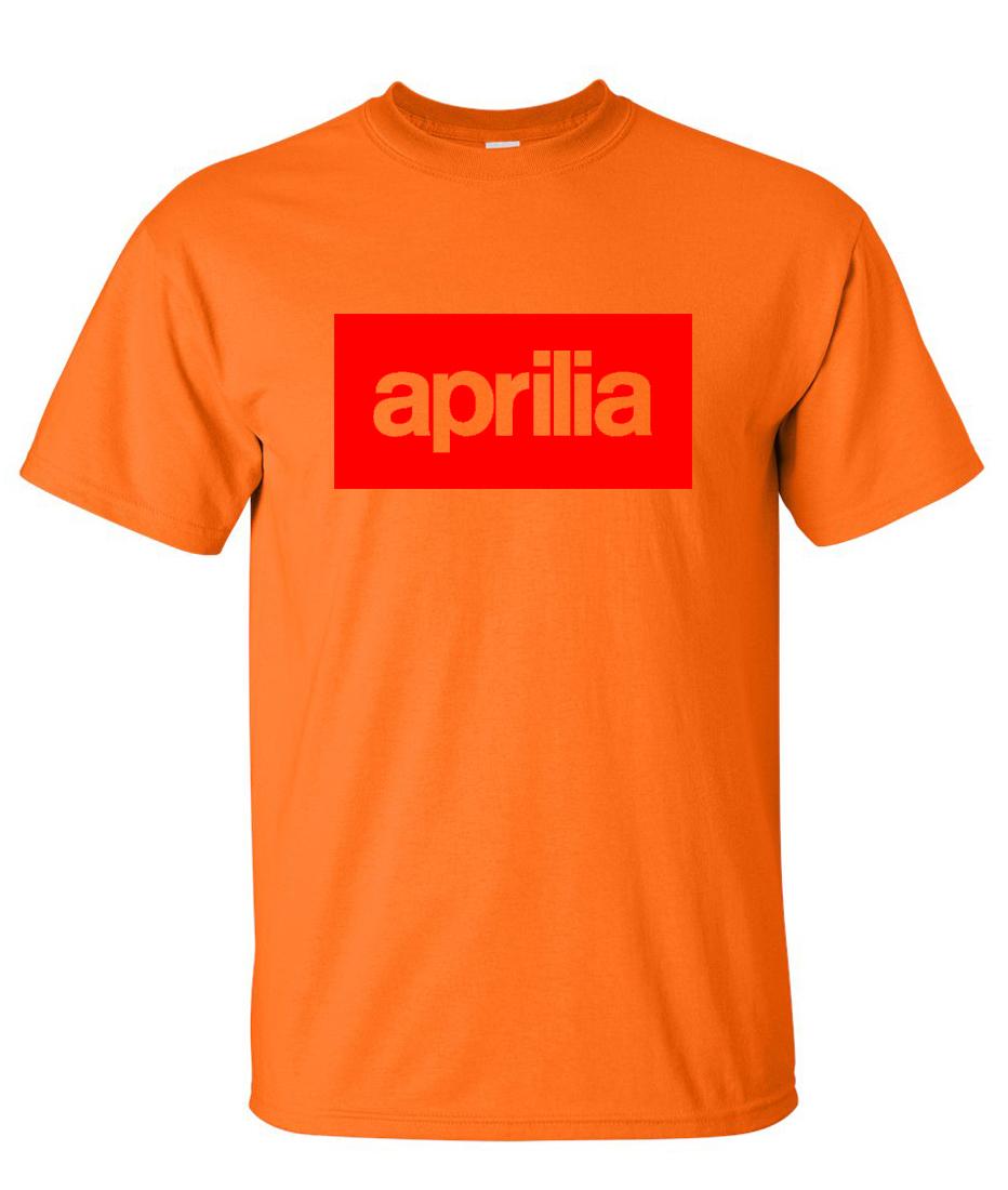 aprilia motorcycle logo graphic t shirt � supergraphictees
