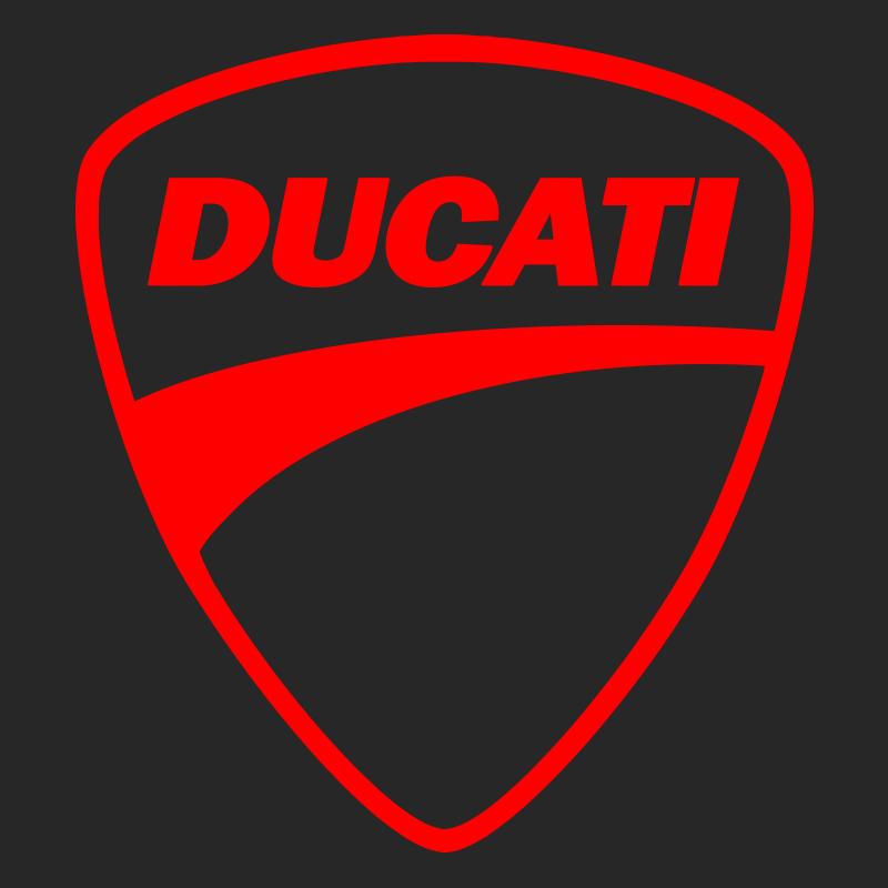 ducati motorcycle logo graphic t shirt httpwww
