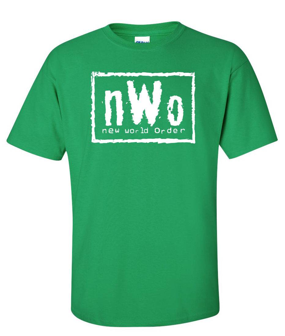 Nwo shirt for Order shirts with logo