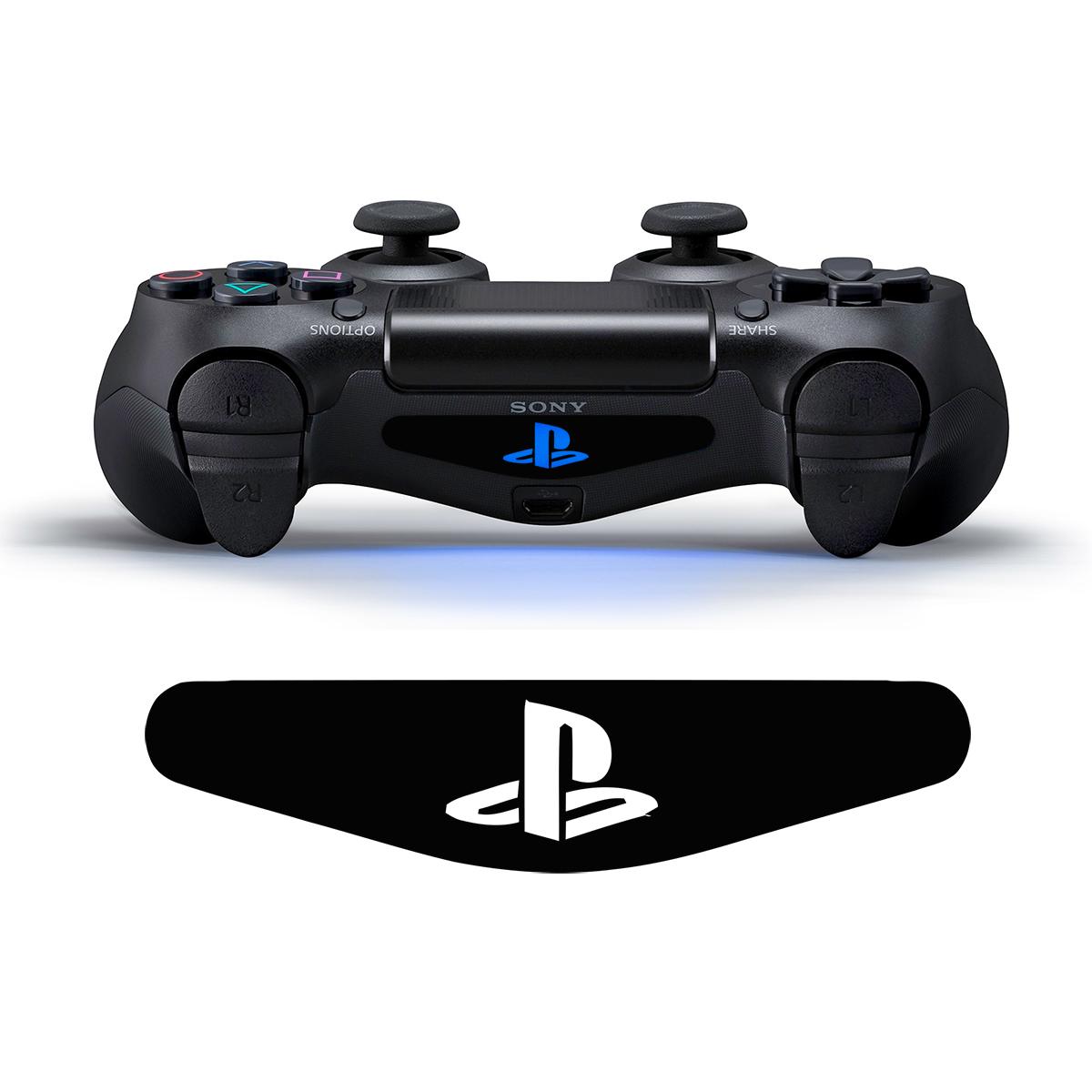 Playstation Logo PS4 Controller lightbar decal sticker ...