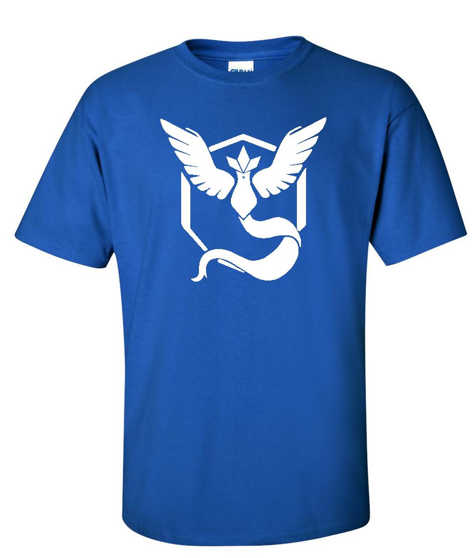 c5177206 Pokemon Go Team Valor Shirts | RLDM